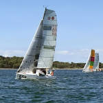 Affordable, fast  racing sails